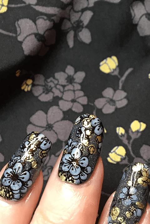diy, nails, and nails art image