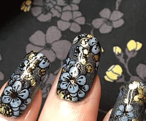 diy, nails, and nails art image