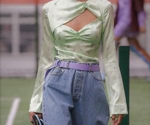 aesthetic, fashion, and model image
