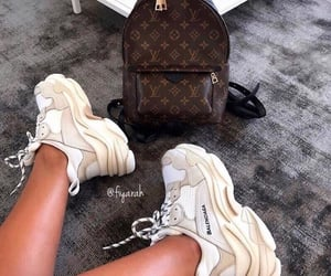 fashion, luxury, and shoes image