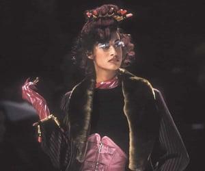 1991, Jean Paul Gaultier, and Yasmeen Ghauri image