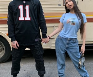 boyfriend, couple, and roa image