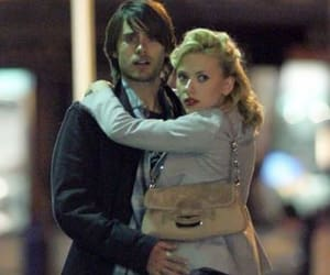 30 seconds to mars, 30stm, and Scarlett Johansson image