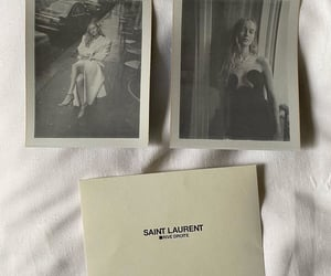 aesthetic and Yves Saint Laurent image