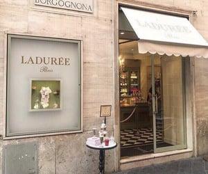 luxury, paris, and shop image