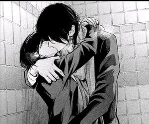 anime, ecchi, and kiss image
