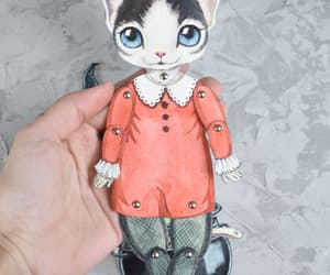 etsy, kitty toys, and witch image