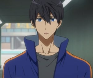 icon, anime boy, and free! image
