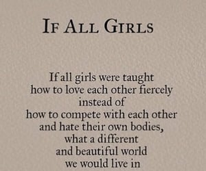 quotes, girl, and words image