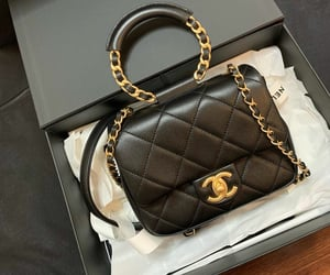 chanel and luxe image