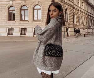 girl, chanel, and outfit image