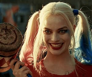 actress, harley quinn, and blonde image