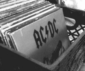 ACDC, ac dc, and music image