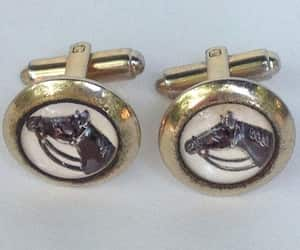 etsy, father's day, and vintage cuff links image