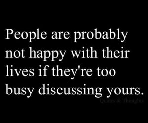 happiness, people, and quote image