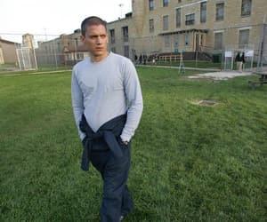prison break, michael scofield, and series image