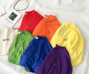 clothes and colors image