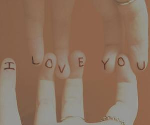 I Love You, phrase, and letters image