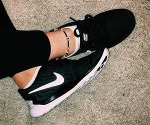 black, fashion, and Just Do It image