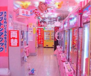 japan, pink, and kawaii image