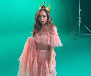 jade thirlwall, little mix, and princess image