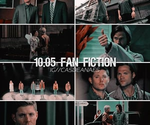 aesthetic, fandom, and sam winchester image