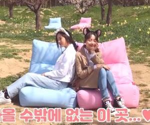 karin, lq, and hyeseong image