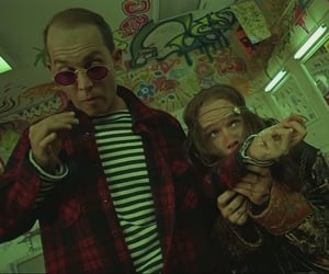actor, depp, and fear and loathing image