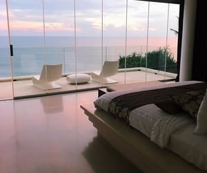 luxury, ocean, and view image