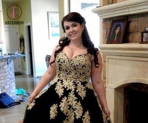 ball gowns, prom dresses, and tulle prom dress image