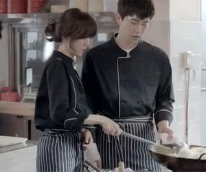 actor, kitchen, and korean image
