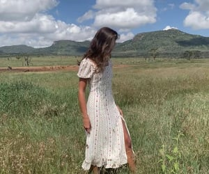 fashion, nature, and summer image
