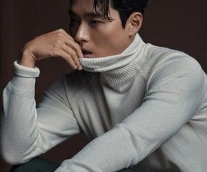 actor, hyun bin, and korean image