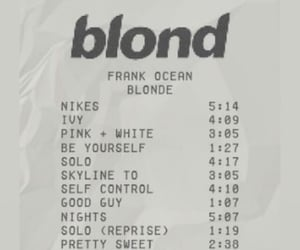 blonde, aesthetic, and blond image