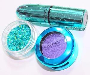 mac, glitter, and beauty image