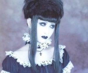 goth, gothic lolita, and mana-sama image