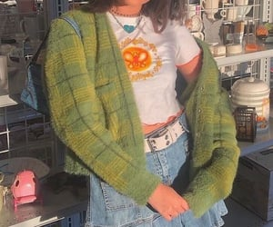 fashion, alternative, and clothes image