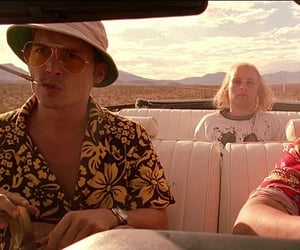 johnny depp, fear and loathing, and film image