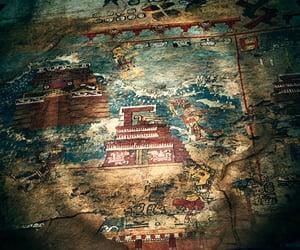 ancient, art, and drawing image