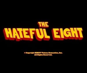 title card and the hateful eight image