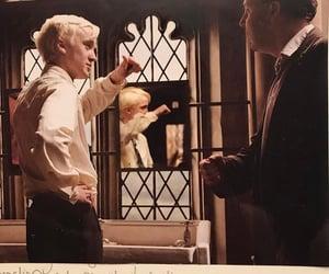 harry potter, tom felton, and draco malfoy image