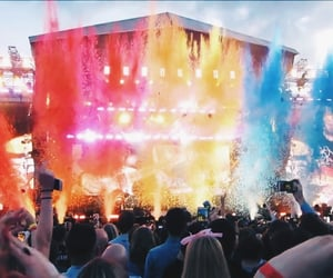 manchester, coldplay, and fix you image