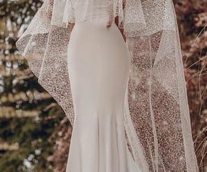 bridal, wedding, and belleza image