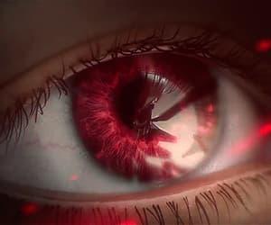aesthetic, eyes, and gif image