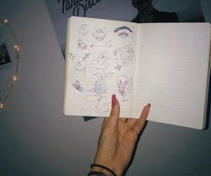 alternative, decor, and journal image