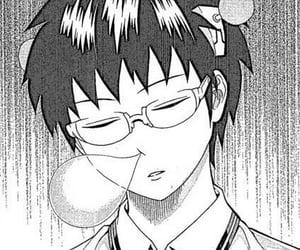 manga, saiki kusuo, and saiki k image