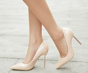 casual, patent leather, and pointed toe image