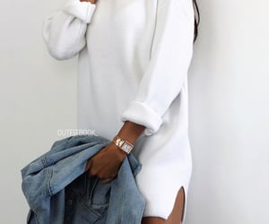 style, white, and aesthetic image