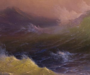 art, ivan, and sea image