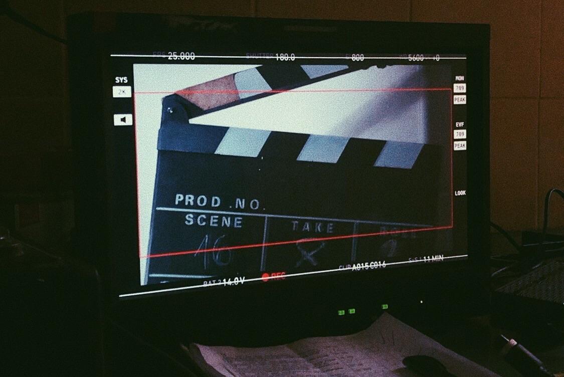 cinema, scene, and life image